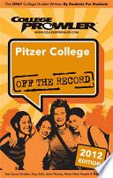Pitzer College 2012
