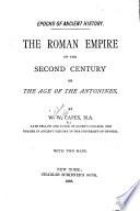 The Roman Empire of the Second Century