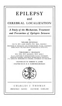 Epilepsy and Cerebral Localization