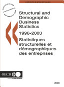 Structural and Demographic Business Statistics 2006