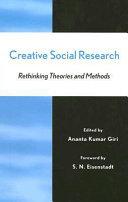 Creative Social Research