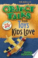 Object Talks from Toys Kids Love