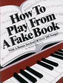 Pdf How to Play from a Fake Book