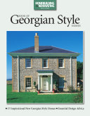 Book of Georgian Style Homes