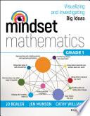 Mindset Mathematics  Visualizing and Investigating Big Ideas  Grade 1