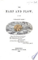 The Harp And Plow By The Peasant Bard J D Canning
