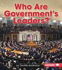 Pdf Who Are Government's Leaders?