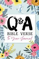 Q   A Bible Verse