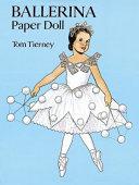 Ballerina Paper Doll