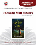Pdf The Same Stuff As Stars Teacher Guide