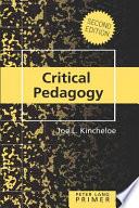 Critical Pedagogy Primer Book