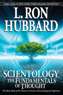 Scientology: The Fundamentals of Thought: