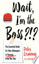 Wait  I m the Boss