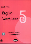 English Activity Book Five Book Cover