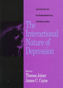 The Interactional Nature of Depression
