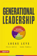 Generational Leadership Pdf/ePub eBook
