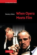 When Opera Meets Film