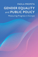 Gender Equality and Public Policy