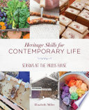 Heritage Skills for Contemporary Life Book