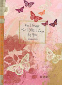 For I Know the Plans I Have for You Journal