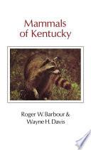 Mammals Of Kentucky