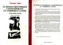 Pdf Le roman historique contemporain en Amérique latine Telecharger
