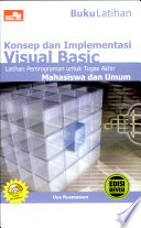 Buku Latihan : Konsep & Implementasi Visual Basic