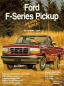 Ford F series Pickup Owner s Bible