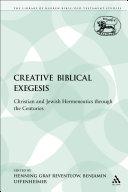 Creative Biblical Exegesis