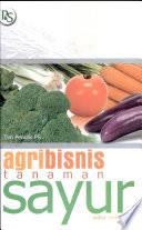 Agribisnis Tanaman Sayur
