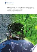 Global Sustainability   Human Prosperity Book