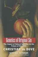 Genetics of Original Sin