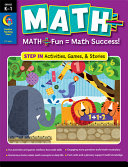 MATH PLUS: Step In, Grade K–1, eBook