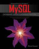 Pdf MySQL Database Usage & Administration Telecharger