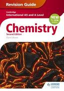 Books - Cam/Ie As/A Lvl Chem Rev Guide | ISBN 9781471829406