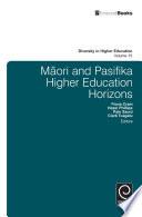 Maori And Pasifika Higher Education Horizons