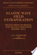 Elastic Wave Field Extrapolation