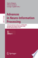 Advances in Neuro Information Processing Book