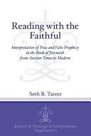 Reading With The Faithful