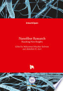 Nanofiber Research Book