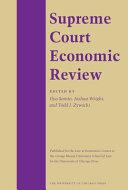 Supreme Court Economic Review