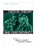 Critical Theory and Performance - Seite 484