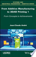 From Additive Manufacturing to 3D 4D Printing 1