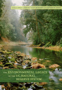The Environmental Legacy of the UC Natural Reserve System [Pdf/ePub] eBook