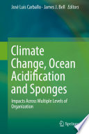 Climate Change  Ocean Acidification and Sponges