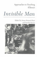 Approaches to Teaching Ellison s Invisible Man