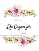 Life Organizer Weekly Planner 2020 2021