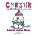 Chester the Christmas Cookie Jar