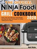 The Official Ninja Foodi Grill Cookbook 2020
