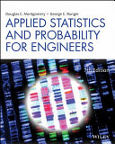 Applied Statistics and Probability for Engineers  7E